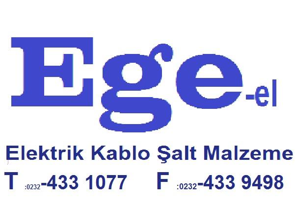 EGE-EL ELEKTRİK logosu